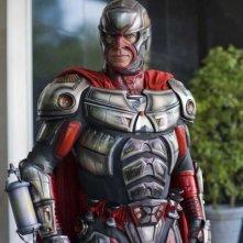 Christopher McDonald in una scena del film Superhero Movie
