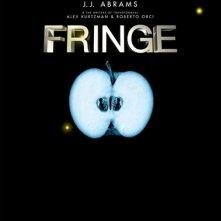 Locandina di Fringe con immagine della mela