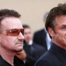 Cannes 2008: Bono e Sean Penn