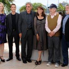 Cannes 2008: foto di gruppo per il cast di Indiana Jones e il Regno del Teschio di Cristallo