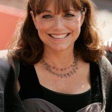Cannes 2008: Karen Allen al photo-call di Indiana Jones e il Regno del Teschio di Cristallo