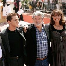 Cannes 2008: Ray Winstone, Shia LaBeouf, George Lucas, Karen Allen e John Hurt presentano Indiana Jones e il Regno del Teschio di Cristallo