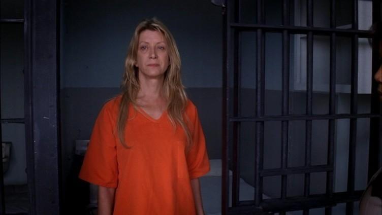 Jeanetta Arnette Interpreta Sarah Jean Dawes Una Detenuta Nel Braccio Della Morte Nell Episodio Riding The Lightning Della Serie Criminal Minds 60905