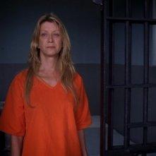 Jeanetta Arnette, interpreta Sarah Jean Dawes, una detenuta nel braccio della morte nell'episodio 'Riding the Lightning' della serie Criminal Minds