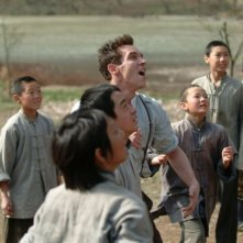 The Children of Huang Shi: Jonathan Rhys Meyers in una scena del film