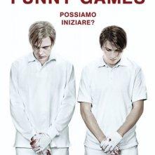 La locandina italiana di Funny Games