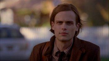 Matthew Gray Gubler, nel ruolo di Spencer Reid, ha appena scoperto un indizio importante nell'episodio 'What Fresh Hell?' della serie Criminal Minds