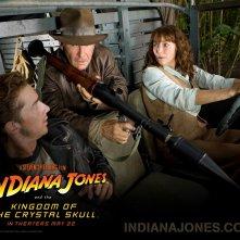 Wallpaper di Indiana Jones e il Regno del Teschio di Cristallo