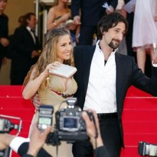Cannes 2008: Adrien Brody con la fidanzata Elsa Pataky