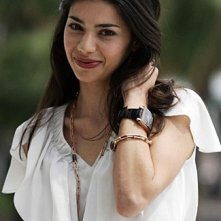 Cannes 2008: l'attrice Lavinia Longhi