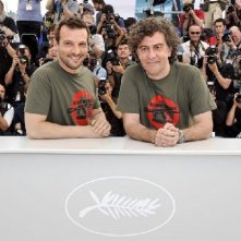 Cannes 2008: Mathieu Kassovitz e Jean Stéphane Sauvaire presentano il film Johnny Mad Dog