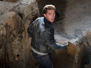 Shia Labeouf in una scena del film Indiana Jones e il regno del Teschio di cristallo