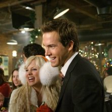 Anna Faris e Ryan Reynolds in una scena del film Just Friends