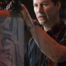 Keanu Reeves in una immagine del film La notte non aspetta