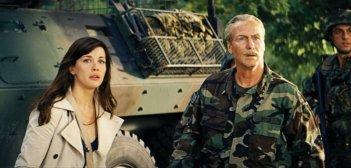 Liv Tyler e William Hurt in una scena del film L'incredibile Hulk