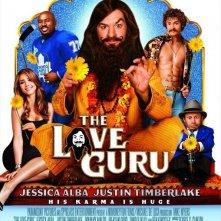 La locandina di The Love Guru