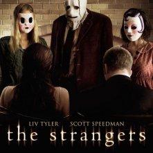 Inquietante locandina di The Strangers