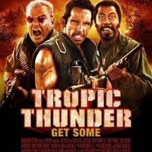 La locandina di Tropic Thunder