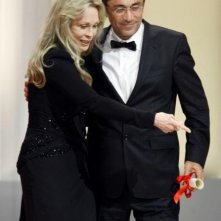 Cannes 2008: Nuri Bilge Ceylan riceve il premio per la regia di Three Monkeys