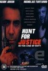 La locandina di A caccia di giustizia
