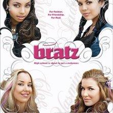 Uno dei poster di Bratz: The Movie