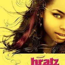 Un character poster giallo di Bratz: The Movie
