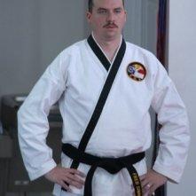 Danny R. McBride è protagonista del film The Foot Fist Way
