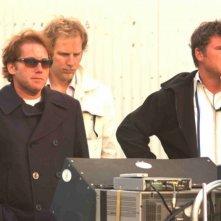 Il regista Mike Binder sul set del film Man About Town