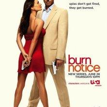La locandina di Burn Notice