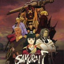 La locandina di Samurai 7