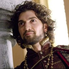 David Alpay in una scena di The Tudors