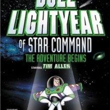 La locandina di Buzz Lightyear da Comando Stellare