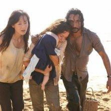 Una scena dell'episodio triplo There's No Place Like Home della quarta stagione di Lost