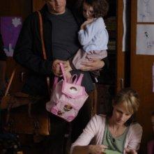 Colin Firth e Helen Hunt in una sequenza del film Quando tutto cambia