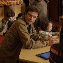 Colin Firth in una scena di Quando tutto cambia