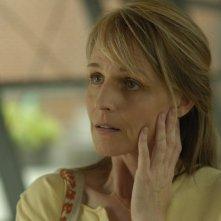 L'attrice Helen Hunt in una sequenza del film Quando tutto cambia