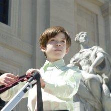 Jacob Kogan in una scena di Joshua