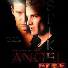 La locandina della Stagione 5 di Angel