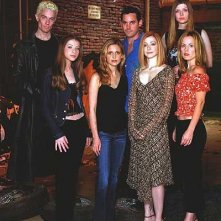 La locandina della Stagione 6 di Buffy - L'ammazzavampiri