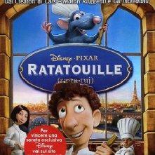 La copertina di Ratatouille - Blue Ray