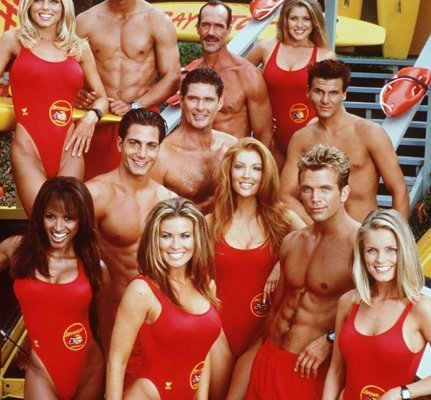 Cast e personaggi di Baywatch (1989)- Serie TV ...