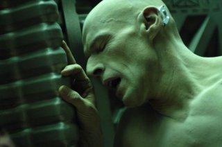 Lambert Wilson in una sequenza del film Dante 01 (2008)