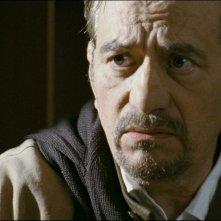Piero Marcialis in una scena del film Tutto torna