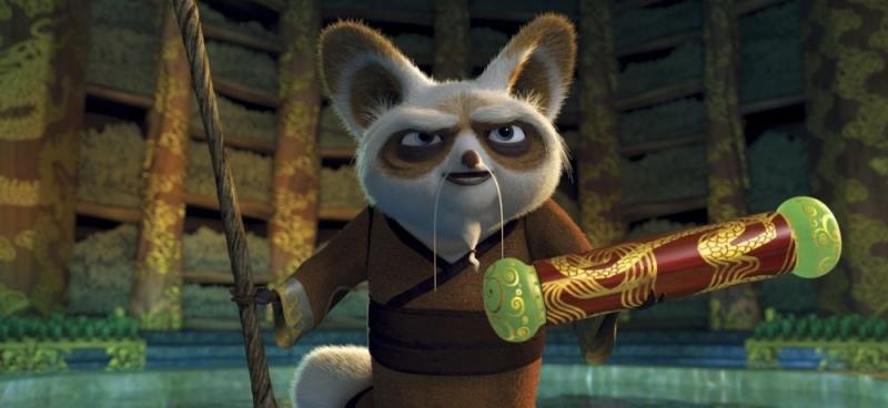 Un Immagine Di Shifu Tratta Dal Cartoon Kung Fu Panda 78769