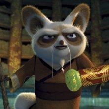 Un'immagine di Shifu tratta dal cartoon Kung Fu Panda