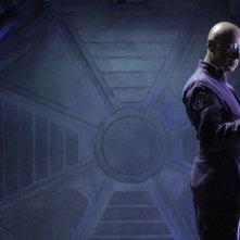 Gérald Laroche in una scena del film Dante 01