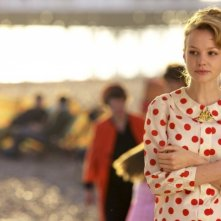 Carey Mulligan in una scena di And When Did You Last See Your Father?