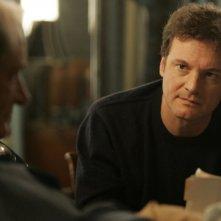 Una immagine di Colin Firth in una scena di And When Did You Last See Your Father?
