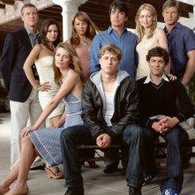 Foto promozionale  del cast di 'The O.C.'