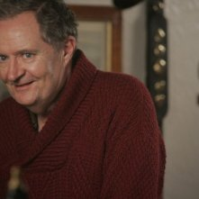 Jim Broadbent in una scena del film And When Did You Last See Your Father?